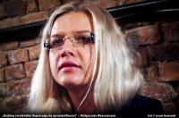 Rodziny smoleńskie dopraszają się sprawiedliwości - kkw 57 - malgorzata wassermann 15.10.2013 - fot © leszek jaranowski 001